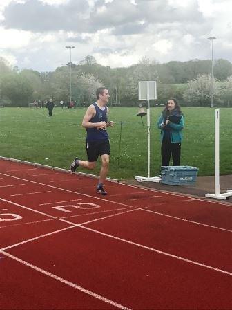 Jake at finish line - Copy