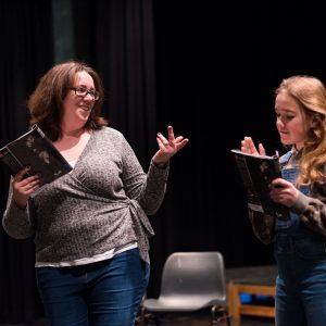 Drama Production at St Chris Letchworth