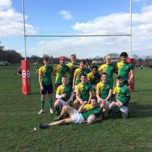 School Rugby Team