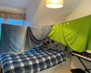 den in child's bedroom